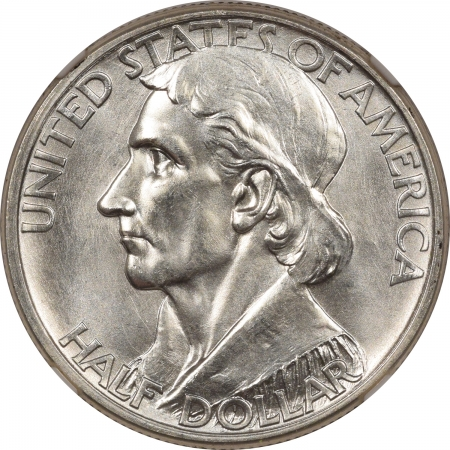 New Certified Coins 1938-D BOONE COMMEMORATIVE HALF DOLLAR NGC MS-67 CAC APPROVED, PREMIUM QUALITY!