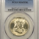 New Certified Coins 1954-S FRANKLIN HALF DOLLAR – PCGS MS-65 FBL