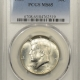 New Certified Coins 1965 KENNEDY HALF DOLLAR – PCGS MS-66 FRESH!