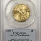 New Certified Coins 1972-S EISENHOWER SILVER DOLLAR – PCGS MS-67 OLD GREEN HOLDER!
