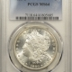 New Certified Coins 1880-CC MORGAN DOLLAR – PCGS MS-63