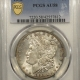 New Certified Coins 1896 MORGAN DOLLAR – PCGS MS-64 MS-65 QUALITY, OGH, PREMIUM QUALITY & CAC!