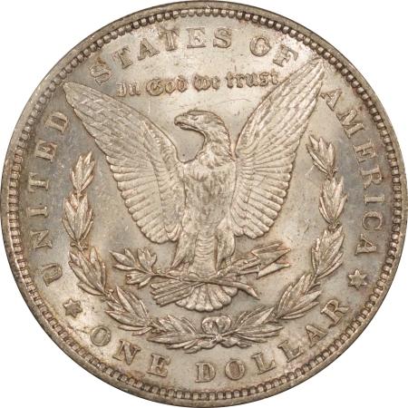 New Certified Coins 1893 MORGAN DOLLAR – PCGS AU-58 FRESH & FLASHY!