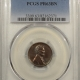 New Certified Coins 1910 MATTE PROOF LINCOLN CENT – PCGS PR-64 BN – PREMIUM QUALITY, LOOKS RB!