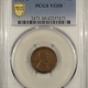 New Certified Coins 1914-D LINCOLN CENT – PCGS F-12