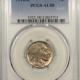 New Certified Coins 1917-D BUFFALO NICKEL – PCGS AU-58 PREMIUM QUALITY! CHOICE BU QUALITY!