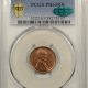 CAC Approved Coins 1916 MATTE PROOF LINCOLN CENT – PCGS PR-65 RB, OGH PREMIUM QUALITY! CAC APPROVED