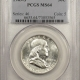 New Certified Coins 1949-D FRANKLIN HALF DOLLAR – PCGS MS-64 FBL PREMIUM QUALITY!