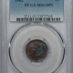 New Certified Coins 1909-S INDIAN CENT – PCGS MS-64 RB