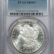 New Certified Coins 1885 MORGAN DOLLAR – PCGS MS-66, ELECTRIC & MONSTER TONED!