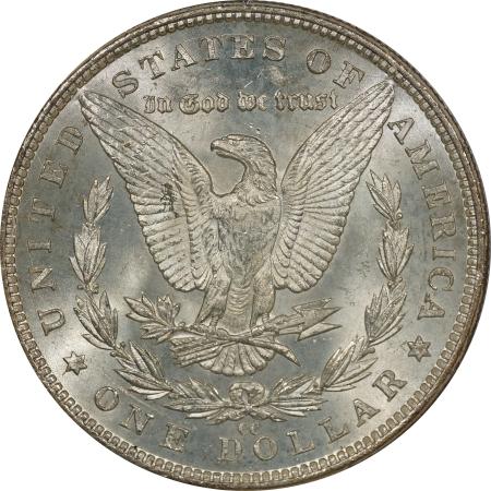 New Certified Coins 1883-CC MORGAN DOLLAR – PCGS MS-64, ORIGINAL! VERY CHOICE! RATTLER!