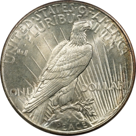 New Certified Coins 1926 PEACE DOLLAR – PCGS MS-64 PREMIUM QUALITY!
