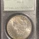 New Certified Coins 1883-CC MORGAN DOLLAR – PCGS MS-63 PREMIUM QUALITY! LOOKS GEM! RATTLER!