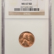New Certified Coins 1952 PROOF LINCOLN CENT – NGC PF-67 RD