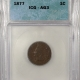 Coin World/Numismatic News Featured Coins 1867/67 INDIAN CENT PCGS G-6, TOUGH OVERDATE