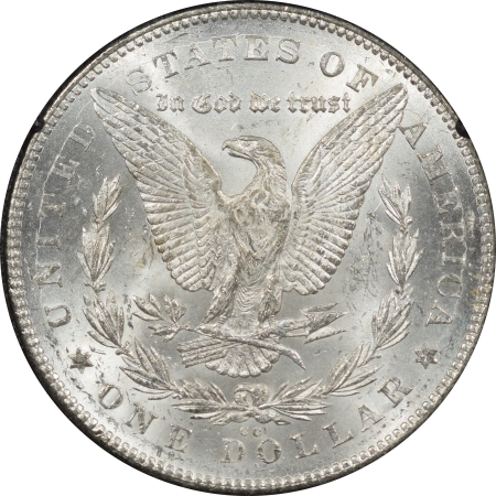 New Certified Coins 1878-CC MORGAN DOLLAR GSA WITH BOX AND CARD – NGC MS-60 CAC APPROVED!