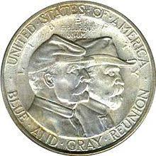 Gettysburg Half Dollar